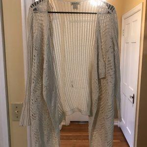 Window sweater